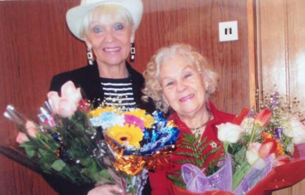 Подруги-актрисы Светлана Светличная и Зоя Толбузина | Фото: polkmoskva.ru