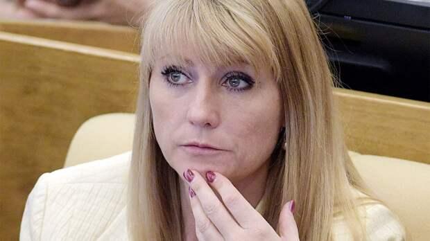 Депутат Журова — о замене гимна России на «Катюшу»: «Это прекрасная песня, но не гимн»
