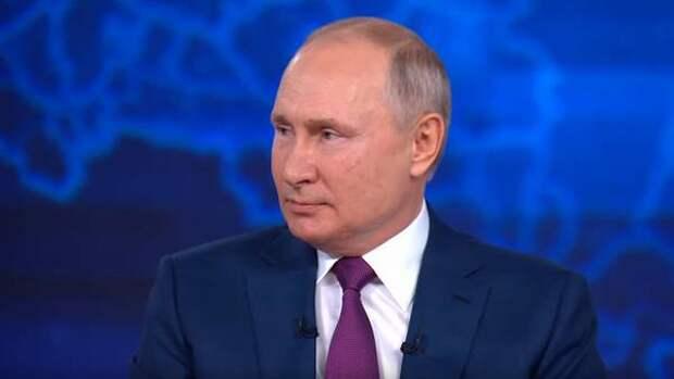 Путин заявил о готовности России продлить договор на транзит газа через Украину