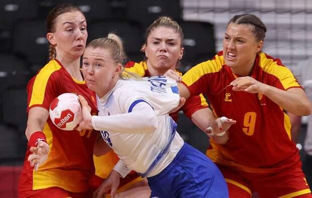 Российские гандболистки – в полуфинале олимпийского турнира!