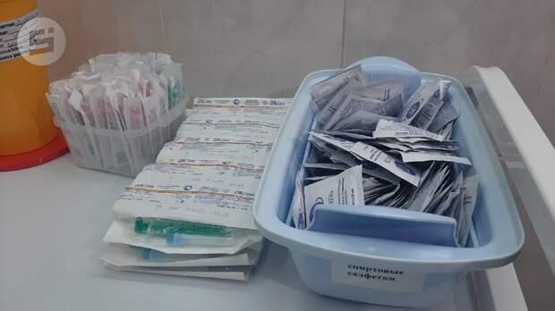 Массовую вакцинацию от коронавируса в Удмуртии планируют завершить к лету