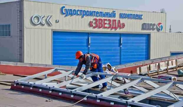 «Звезда» получит более 31млрд рублей субсидий насуда для «Арктик СПГ2»