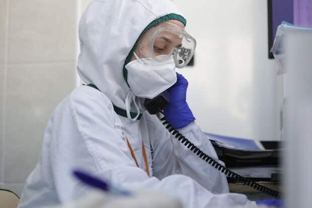 В России за сутки выявлено 11 359 новых случаев коронавируса