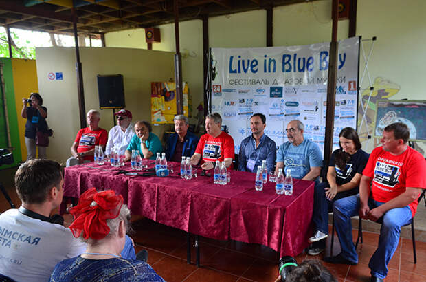 Фестиваль «Live in Blue Bay –2018» завершен!