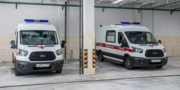 Собянин рассказал о строительстве корпусов скорой помощи в столичных больницах / Фото: М.Мишин, mos.ru