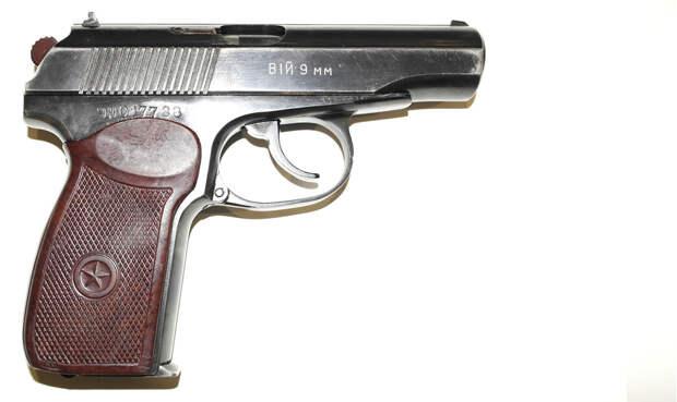 «Вий» – первый украинский травматический пистолет, переделанный из боевого