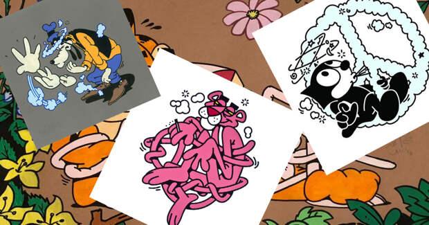 Загадочный Ermsy: художник, влюбленный в мультфильмы