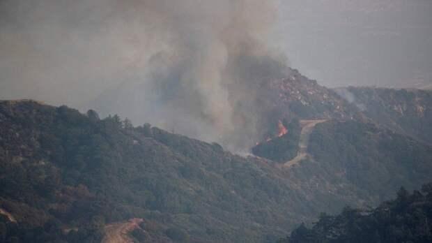 Дым от лесных пожаров накрыл Вашингтон и Нью-Йорк