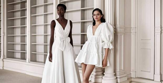 Минимализм и романтика: свадебные украшения для образов в разных стилях