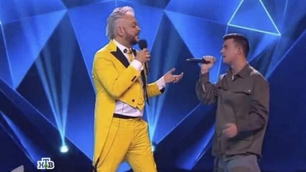 Филиппа Киркорова растрогало выступление Носорога в шоу «Маска»