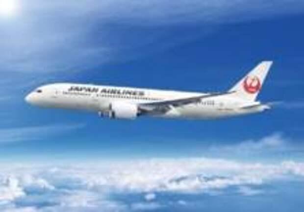 В Японию вместе с Japan Airlines