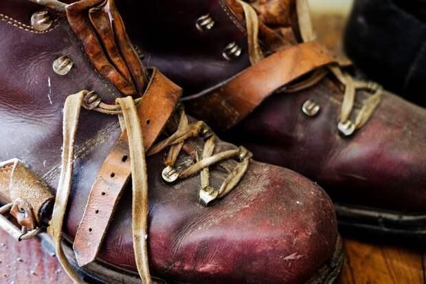 В торговом центре на Дмитровке примут старую обувь на переработку Фото с сайта pixabay.com