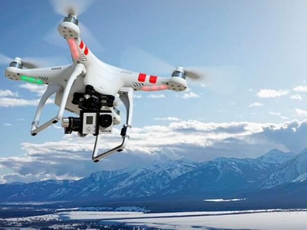 Quadrocopter_dron