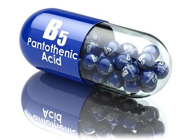Витамин В5: Боли всуставах и другие признаки нехватки пантотеновой кислоты