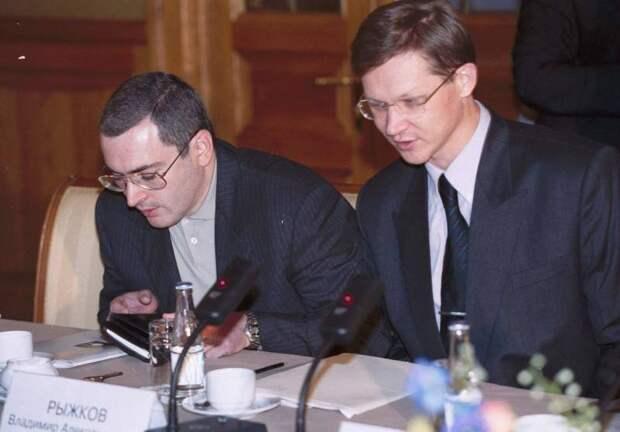 Ходорковский передумал быть президентом России