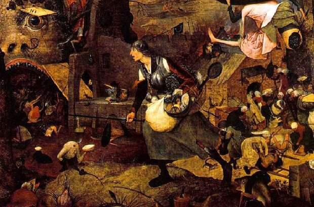 О чём на самом деле рассказывает картина «Безумная Грета»рассказал Брейгеля Старшего: Символизм, тайны и парадоксы шедевра