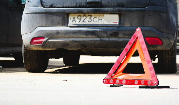 ВНижнем Тагиле напроспекте Мира водитель иномарки устроила ДТП иполучила травмы