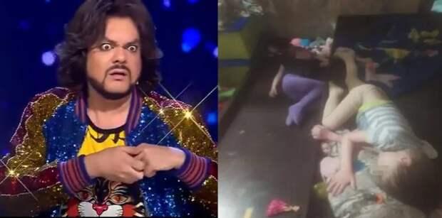 Киркоров даже не знает, какие из-за него страсти происходят: мать 10 детей взяла кредит, чтобы сходить на его концерт, а дети спят на полу