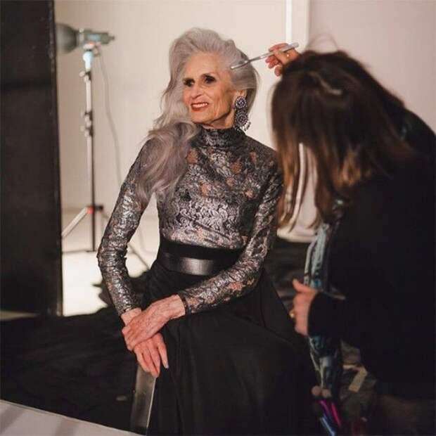 13 Пожилых Женщин Которые Доказали Что Стареть Можно Красиво