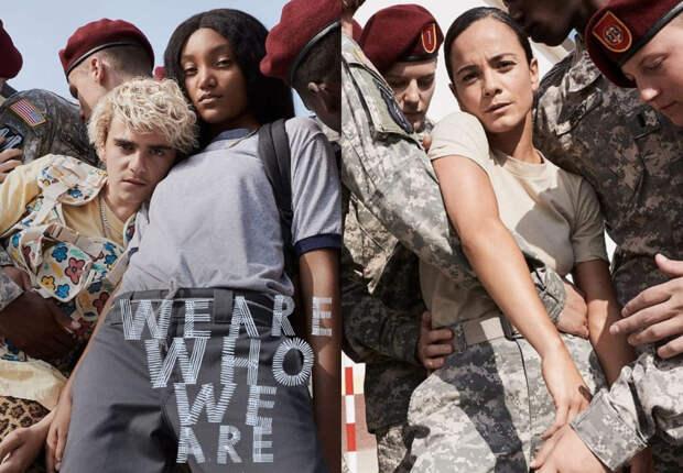 «Мы те, кто мы есть»: Я с малых лет не умею стоять в строю