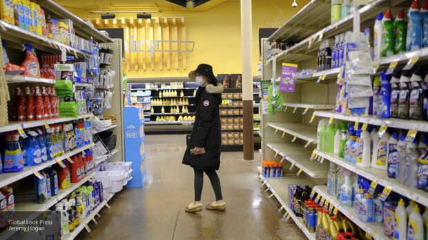 Политолог Самонкин: Штаты придумали коронавирус, чтобы ударить по экономике ЕС и Китая