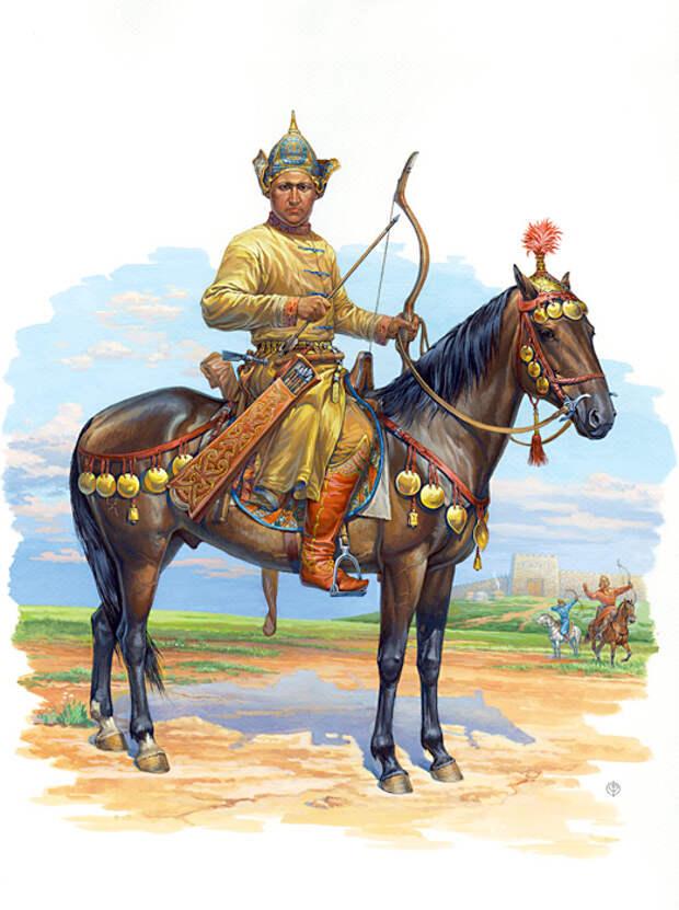 warrior-khazar-khaganate-7
