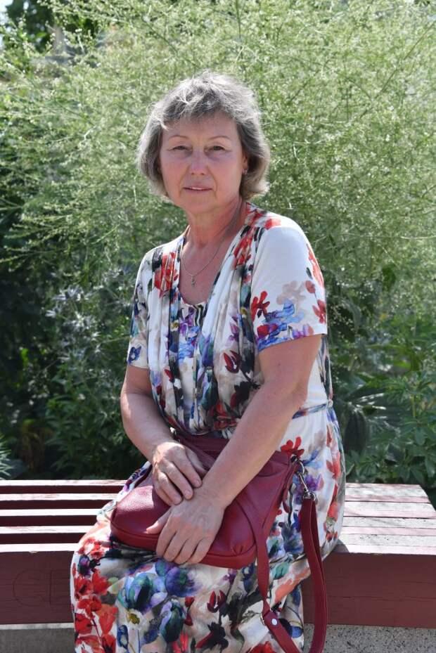 После серьезного поражения легких жительница Кузьминок привилась от ковида