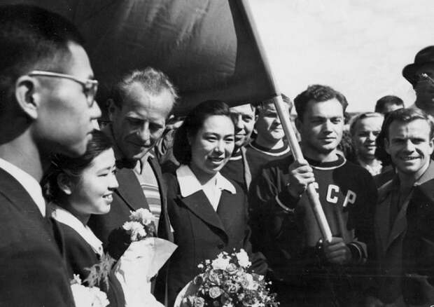 Почему СССР впервые участвовал в Олимпиаде только в 1952 году