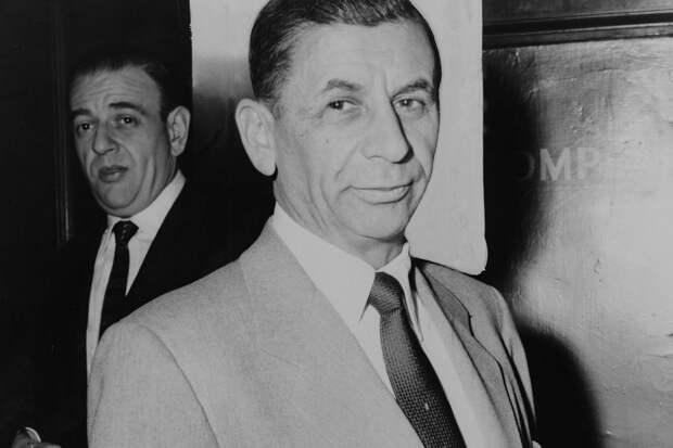 Как белорусский еврей Мейер Лански стал криминальным королем США