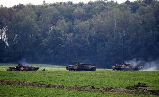 На фото: боевая машина пехоты (БМП) Белоруссии