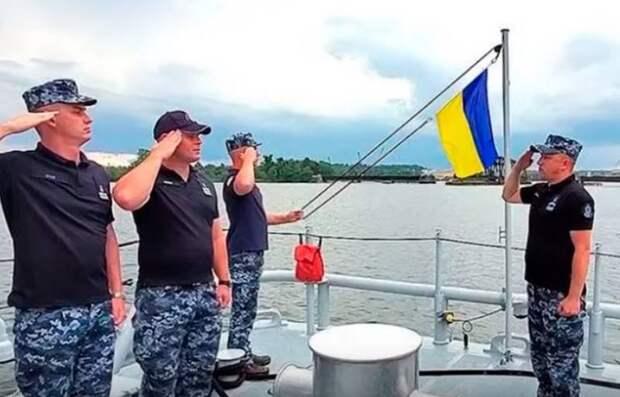 На Украине предложили создать военно-морскую базу НАТО в Мариуполе