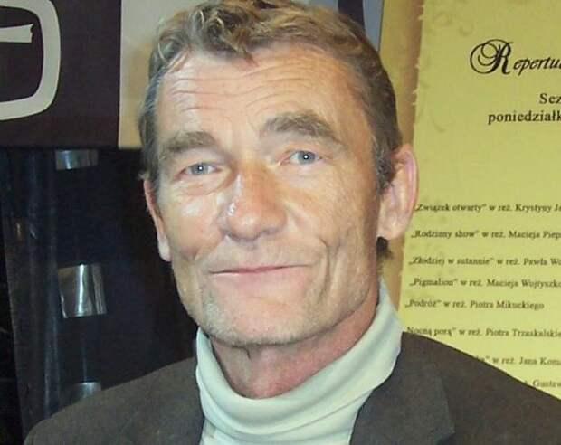 Польский актер из фильма «Ва-банк» Кшиштоф Кершновский умер в 70 лет