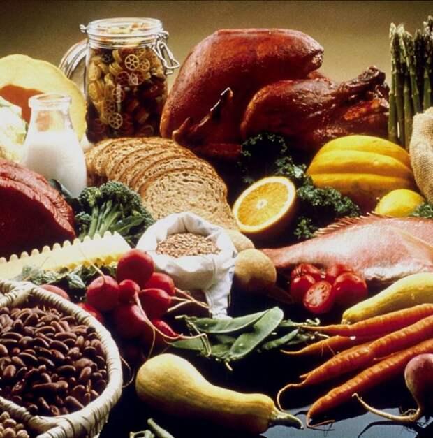 Лучшие источники витамина В4