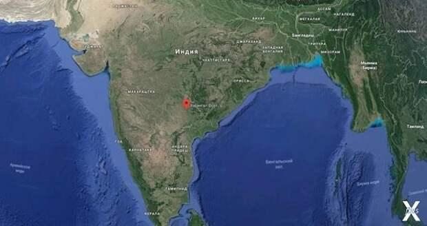 Древний индийский завод - загадка времён