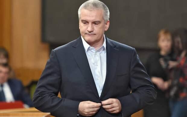 Аксенов предложил участникам марша на Крым «походить кругами»