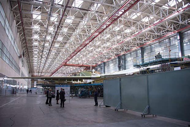 Выпускать машину будут на Казанском авиазаводе — филиале ПАО «Туполев» (КАЗ)