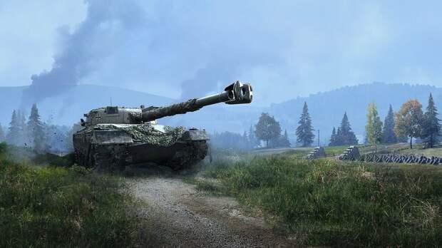 Kampfpanzer 50 t-стоит ли брать за 20000 бон? Рассказываю как владелец.
