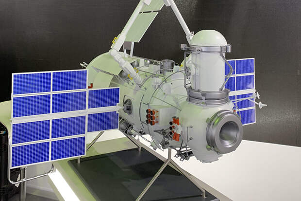 Россия отправила в космос один из самых больших модулей МКС