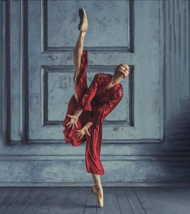 Красивые фотографии балерин Левенте Сабо