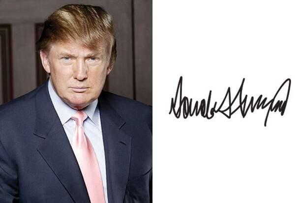 Дональд Трамп предложил продать свой автограф за 10 тысяч долларов