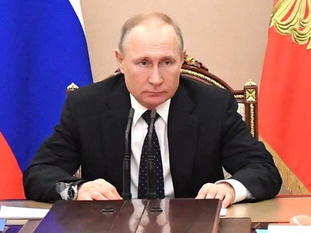 Путин во время чумы: в посткоронавирусном мире все будет по-другому