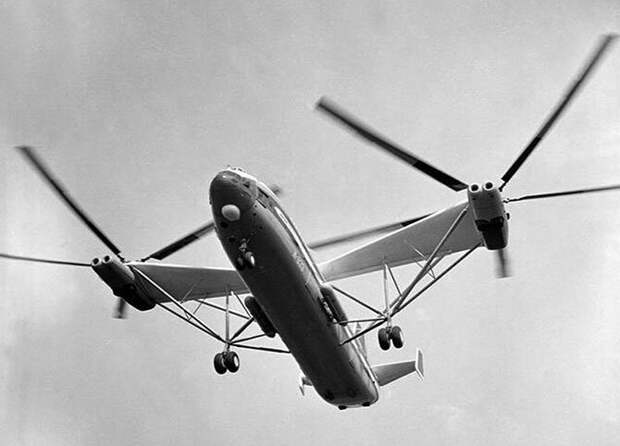 Ми-12 – вертолет-рекордсмен Ми-12, вертолёты, исполин