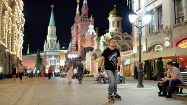 Люксовые отели Москвы подешевели