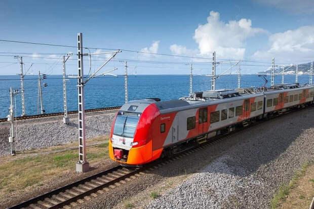 Из Симферополя на Кубань пустят поезд «Таврия»
