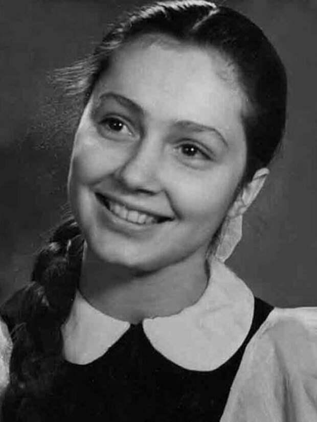 Лесная фея из любимой сказки советской Украины актриса Раиса Недашковская