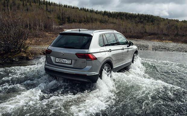 Volkswagen Tiguan получил новую недорогую версию