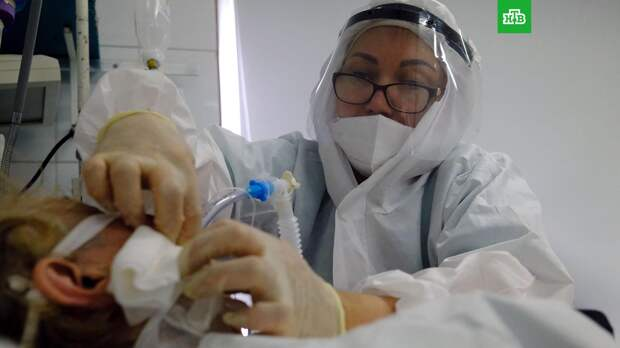 В России второй день подряд — более 20 тыс. новых случаев COVID-19