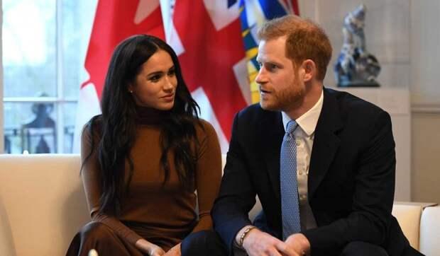 Принц Гарри и Меган Маркл впервые вышли на связь из нового дома