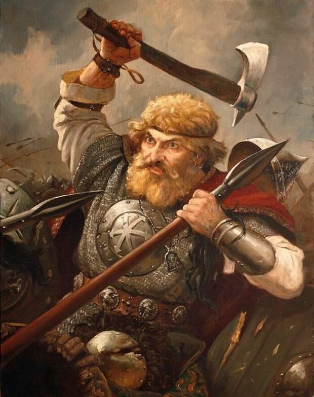 """""""Бог дал ему бесстрашие"""": как крестьянин-силач Суета в одиночку сдерживал полк наемников"""