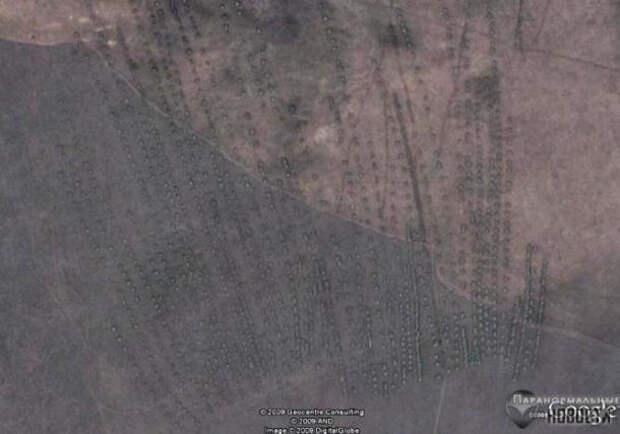 Гигантские геоглифы Казахстана